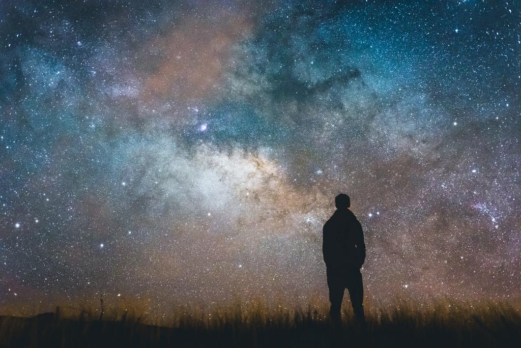 Contemplation stars